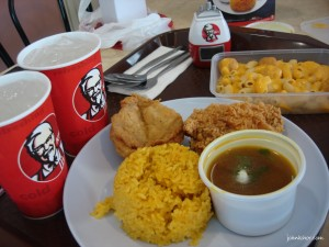 Our Lunch @ SS2, PJ