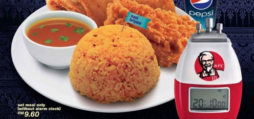 KFC Colonel's Royal Briyani