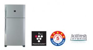 Sharp Refrigerator SJPT719RSL Spec