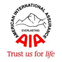 AIA Insurance Logo