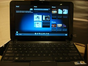 HP Mini 210 Windows 7 Starter Edition