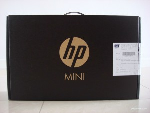 HP Netbook Box