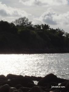 Another beautiful scenery I took at Batu Ferringhi