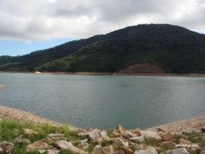 Another outside view of Teluk Bahang Dam Penang