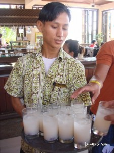 Laguna Redang Welcome Drink(Sour Plum)