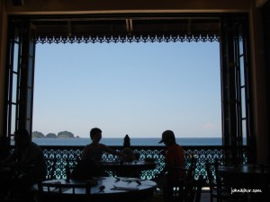 Seaview from Laguna Redang Restaurant