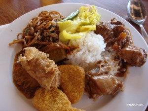 Lunch Buffet @ Laguna Redang Island Resort
