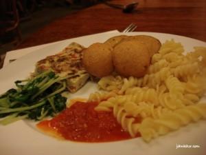 Dinner Buffet @ Pulau Redang