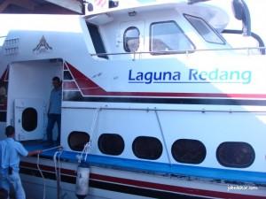 Laguna Redang Island Resort Boat