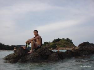 Posing @ Pasir Panjang, Redang Island