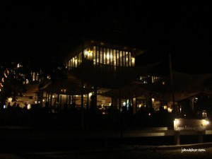 Nightview of Laguna Redang Island Resort