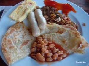 Breakfast Buffet @ Laguna Redang Island Resort