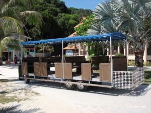 Laguna Redang Island Resort Tram