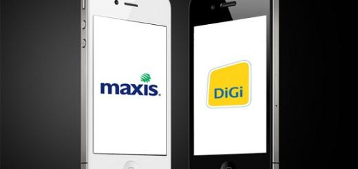 Maxis Digi iPhone 4