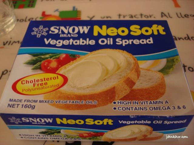 Snow Brand Butter