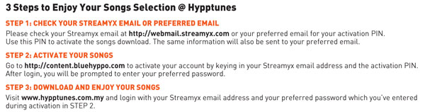 TM Streamy Cool Uni Pack Hypptunes