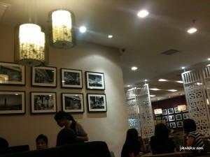 Xian Ding Wei Queensbay Mall Purple & White Interior Design