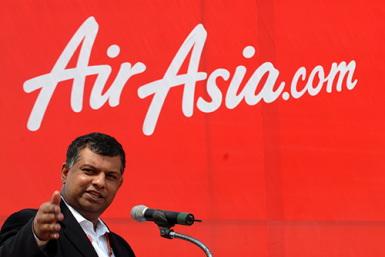 Air Asia CEO - Datuk Tony Fernandes