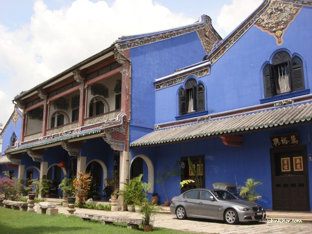 Blue Mansion @ Cheong Fatt Tze Mansion