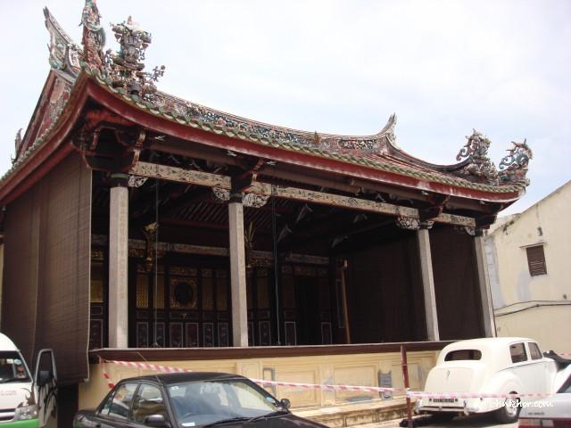 Opera House of Khoo Kongsi