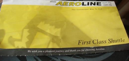 Aeroline Business Class Coach Tickets
