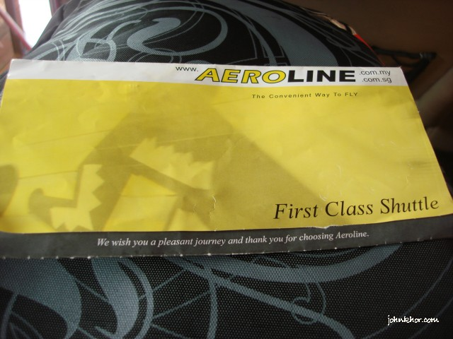 Aeroline Business Class Coach Tickets