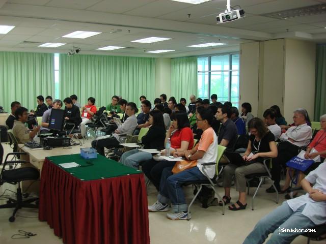 Empowering Social Media Talk @ Blogfest Asia 2010, Penang