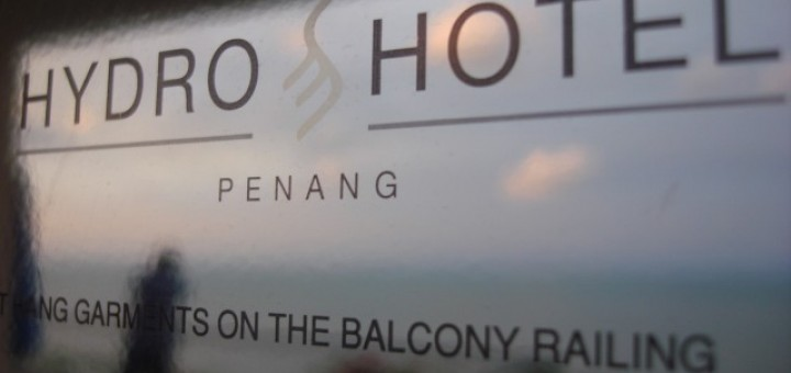 Hydro Hotel room review @ Hydro Hotel, Batu Ferringhi, Penang
