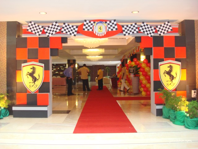 Ferrari Cars Owners Club Party 2010 @ Hydro Hotel, Batu Ferringhi, Penang