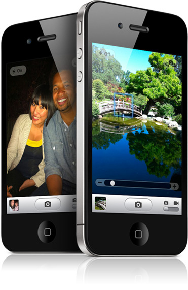 iPhone 4 Camera 5-Megapixel