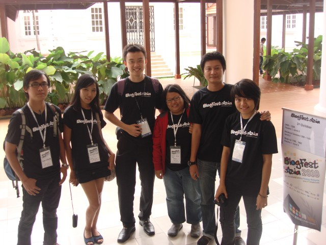Myanmar Bloggers Society (MBS) @ Blogfest Asia 2010, Penang