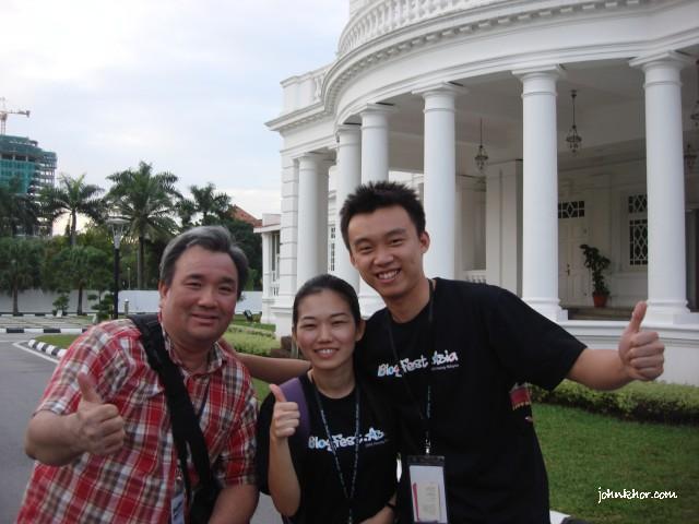 Penang Food Blogger, Alan Choong