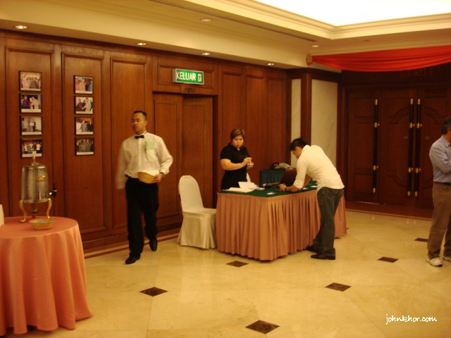 Registration for Fabian Lim's Internet Marketing Bootcamp Preview