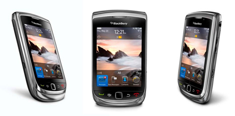 Blackberry Torch 9800 @ Celcom
