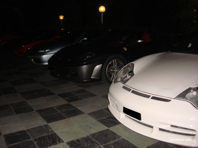 Ferrari Owners Club Malaysia @ Sea Lounge, Hydro Hotel Penang 10