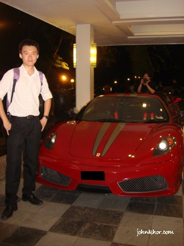 Ferrari Owners Club Malaysia @ Sea Lounge, Hydro Hotel Penang 12