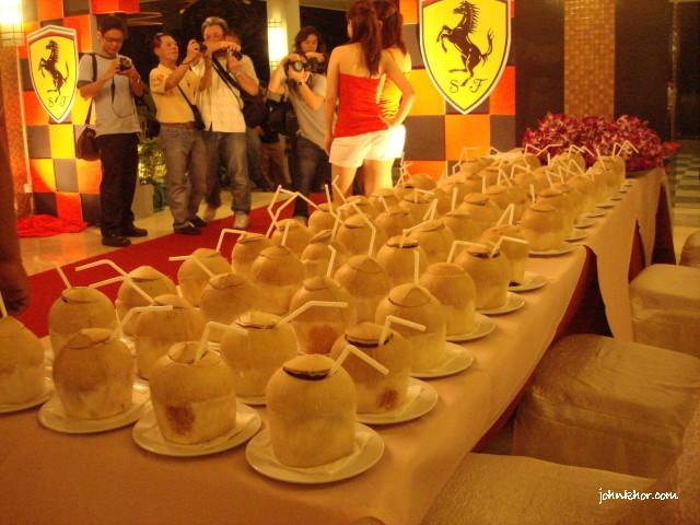 Ferrari Owners Club Malaysia @ Sea Lounge, Hydro Hotel Penang 2
