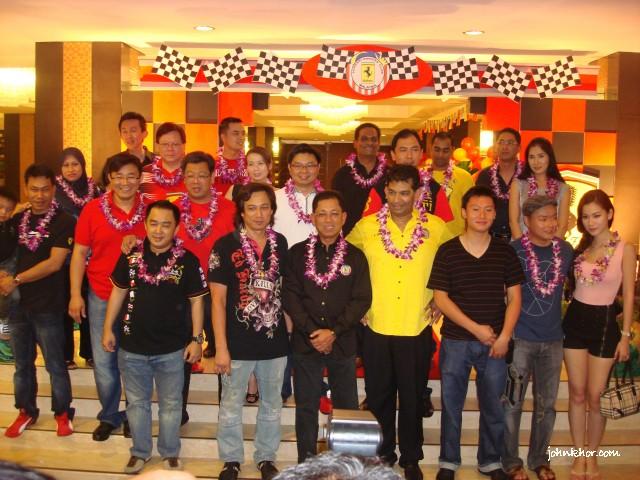 Ferrari Owners Club Malaysia @ Sea Lounge, Hydro Hotel Penang 4
