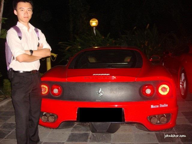 Ferrari Owners Club Malaysia @ Sea Lounge, Hydro Hotel Penang 5