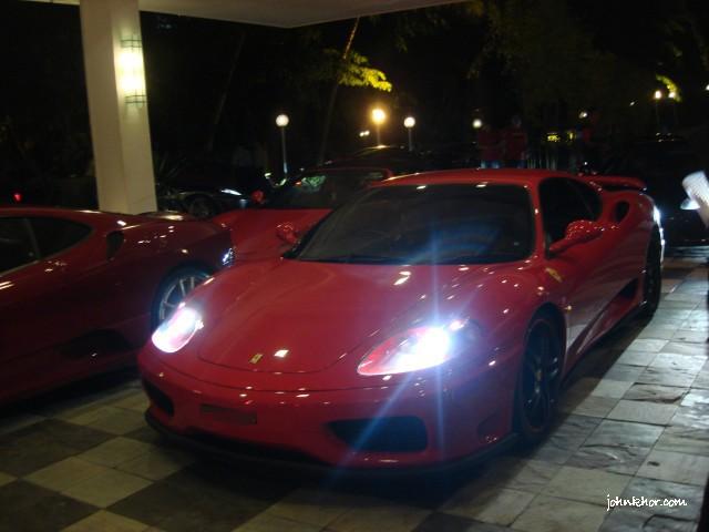 Ferrari Owners Club Malaysia @ Sea Lounge, Hydro Hotel, Penang 9