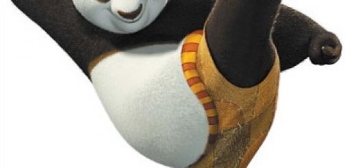 Kungfu Panda @ Dreamworks