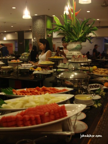 Dinner buffet desserts review @ Palms Restaurant, Hydro Hotel Penang 10