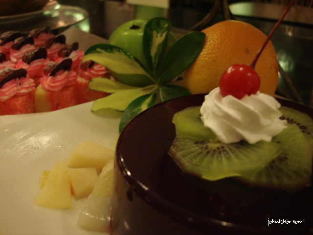 Dinner buffet desserts review @ Palms Restaurant, Hydro Hotel Penang 15