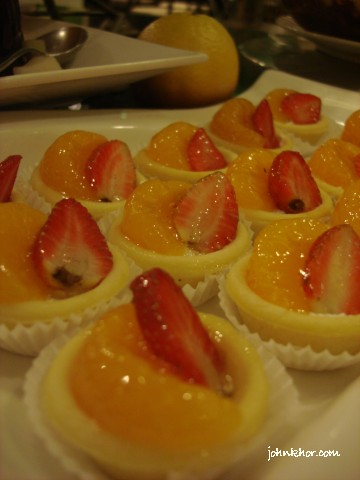 Dinner buffet desserts review @ Palms Restaurant, Hydro Hotel Penang 16
