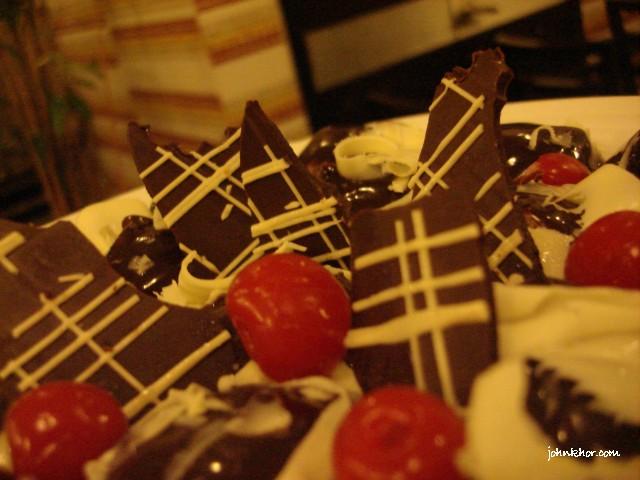 Dinner buffet desserts review @ Palms Restaurant, Hydro Hotel Penang 22