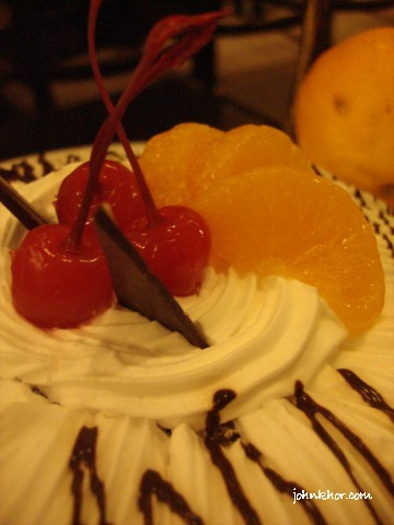 Dinner buffet desserts review @ Palms Restaurant, Hydro Hotel Penang 23
