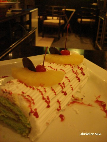 Dinner buffet desserts review @ Palms Restaurant, Hydro Hotel Penang 28