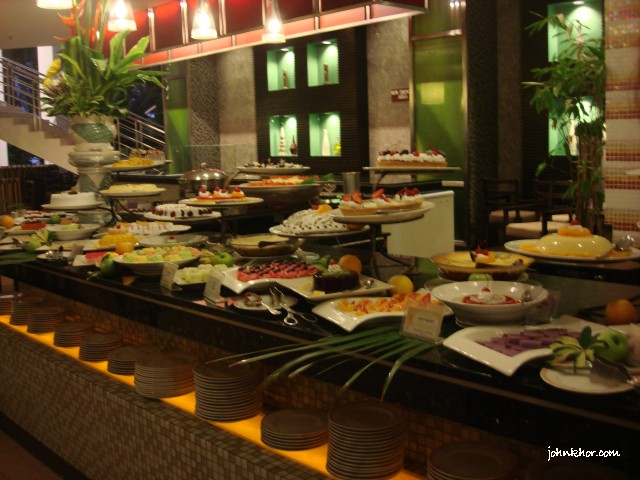 Dinner buffet desserts review @ Palms Restaurant, Hydro Hotel Penang 5