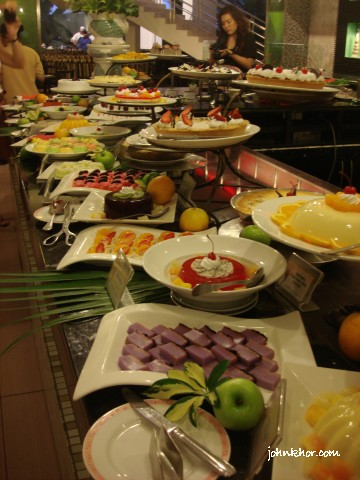 Dinner buffet desserts review @ Palms Restaurant, Hydro Hotel Penang 7