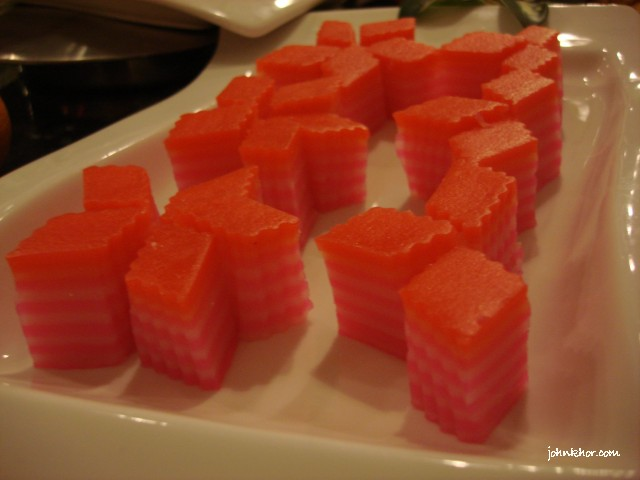 Dinner buffet desserts review @ Palms Restaurant, Hydro Hotel Penang 9